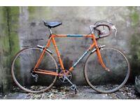 HOLDSWORTH EQUIPE. 24 inch, 61 cm. Reynolds 531. Vintage racer racing road bike, Campagnolo groupset