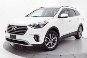 2017 Hyundai Santa Fe XL Luxury TOIT PANO. GPS CUIR