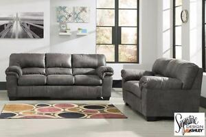 PRICE REDUCED! Brand NEW Sofa & Loveseat! Call 709-726-6466!