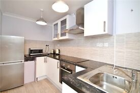Stunning one bed flat with kitchen, bathroom and a living room.