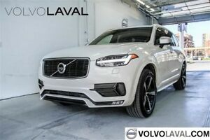 2016 Volvo XC90 T6 AWD R-Design VISION*CLIMAT*HUD*COMMODITE