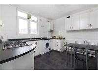 Very spacious 3 HUGE bedroom flat with living room and big kitchen in Hommerton