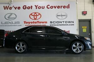 2014 Toyota Camry SE LEATHER MOONROOF NAVIGATION London Ontario image 3