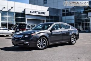 2012 Acura TL W/Tech Pkg, Leather, Sunroof