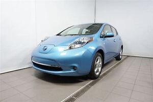 2012 Nissan LEAF SL CERTIFIÉ,NAV,MAGS,100%ELECTRIQUE