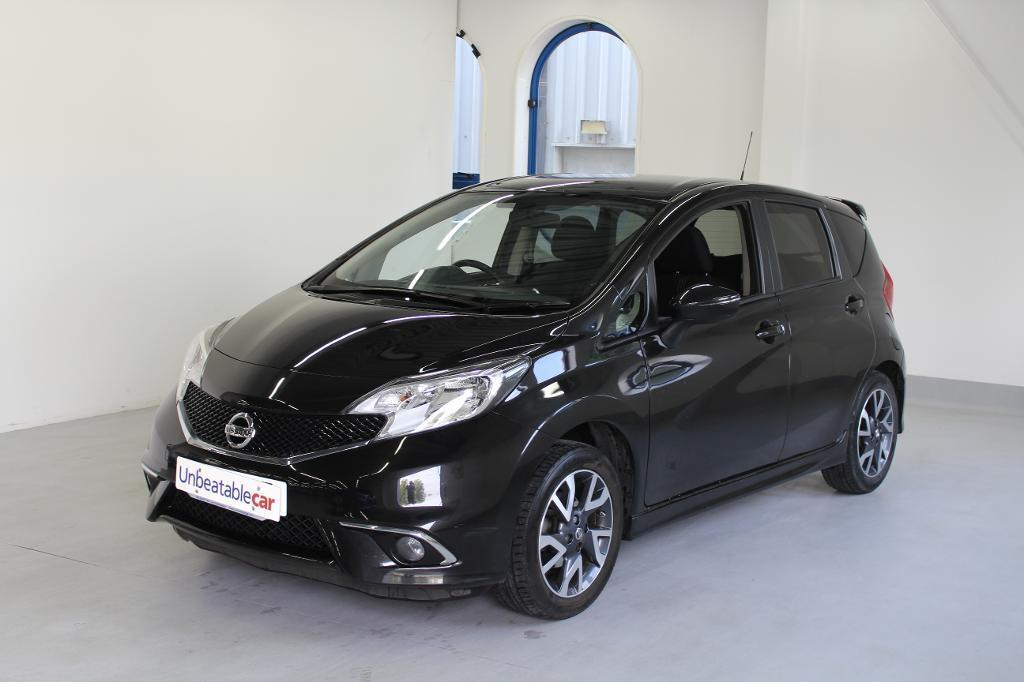 nissan note 1 2 acenta 5dr style pack black 2015 in crawley west sussex gumtree. Black Bedroom Furniture Sets. Home Design Ideas