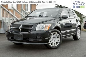 2010 Dodge Caliber LOW KM!! SXT! ACCIDENT FREE!