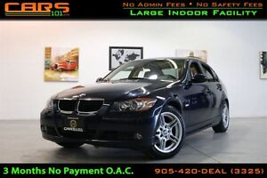 2007 BMW 328 xi| Sunroof | Navigation| Very Low KM's|