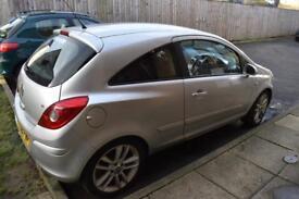 2008 Vauxhall's Corsa sxi
