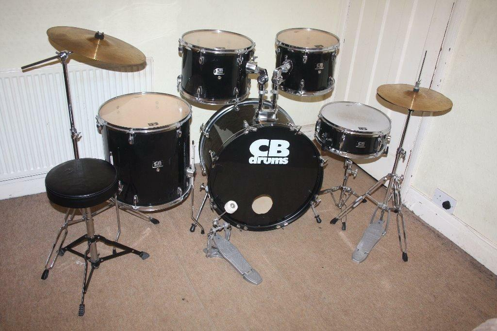 Cb 5 piece drum buy sale and trade ads find the right price for 18 inch floor tom for sale