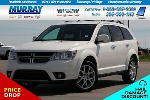 2016 Dodge Journey R/T HAIL DAMAGE
