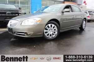 2010 Buick Lucerne CXL - Heated and Cooled Seats, Navigation, an