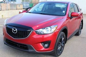 2014 Mazda CX-5 GT TECH AWD *SKYACTIVE* HEATED LEATHER SEATS *RE