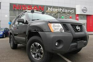 2015 Nissan Xterra NAV/Back Up Cam/Leather/Bluetooth/Heated Seat Prince George British Columbia image 1
