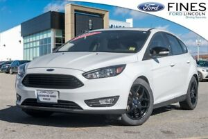 2016 Ford Focus SE - LEATHER, ROOF, NAVI, RATES FROM %1.9