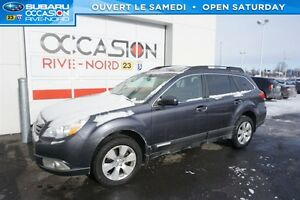 2012 Subaru Outback Convenience MAGS+BLUETOOTH+SIEGES.CHAUFFANTS