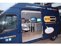 We Fix Bedford - Computer, Mobile Phones and laptop Repairs