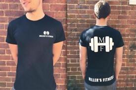 Miller's Fitness T-Shirt