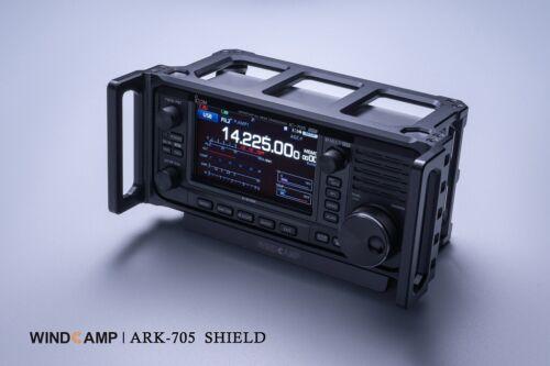 WINDCAMP 705 Shield for Portable Short Wave Radio ICOM 705 Case for ICOM IC-705