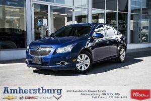2013 Chevrolet Cruze - BLUETOOTH, CRUISE CONTROL, CD PLAYER!