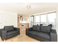 LUXURY DESIGNER FURNISHED 1 BEDROOM APARTMENT IN PANORAMIC TOWER POPLAR E14 CANARY WHARF