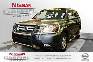 2007 Honda Pilot EX-L 4WD AT ONE OWNER/NEVER ACCIDENTED/LEATHER/