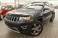 2014 Jeep Grand Cherokee LIMITED 4D Utility 4WD NAVIGATION