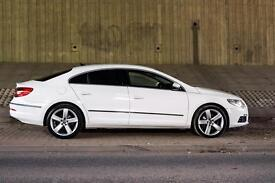 *SENSIBLE OFFERS WELCOME* Volkswagen CC 2.0 TDI GT 2010 *Low mileage* For Sale