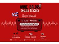 Qualified, Experienced Experienced English Teacher offers English Classes
