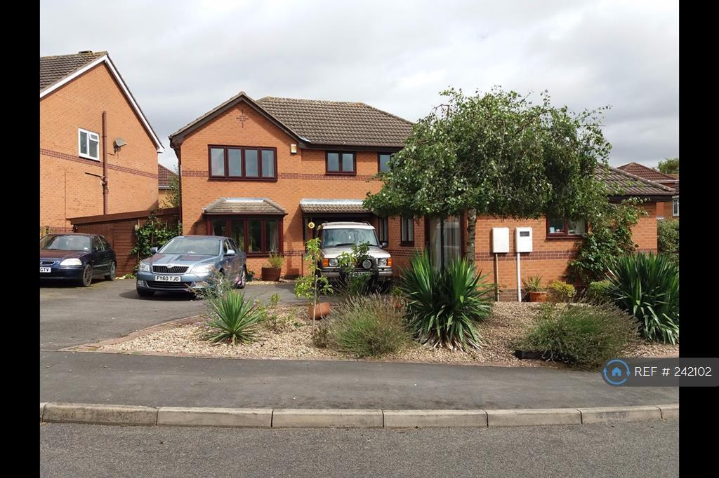 4 bedroom house in Melton Mowbray, Melton Mowbray, LE13 (4 bed)