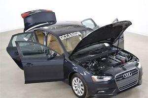 2014 Audi A4 2.0T Quattro Komfort Cuir+Toit Ouvrant DSG