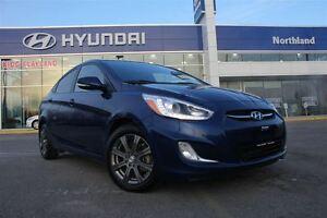 2015 Hyundai Accent GLS/Heated Seats/Alloys/Sunroof/Bluetooth