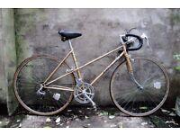 FALCON, 20 inch, vintage ladies women's racer racing road bike, 10 speed