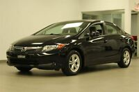 2012 Honda Civic LX MAGS BLUETOOTH A/C