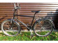 "Gents Bike 20"" frame Diamondback Mountain bike."