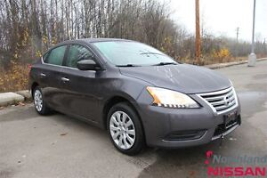 2014 Nissan Sentra 1.8/Power Options/ECO/Bluetooth/Traction Cont Prince George British Columbia image 5