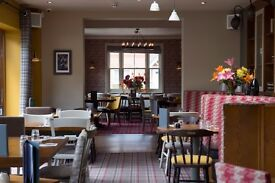 Experienced Waitress/Waiter Required for busy fresh food pub
