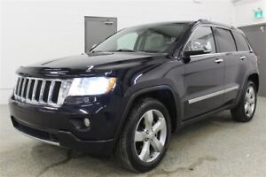 2011 Jeep Grand Cherokee Limited - Nav| Heated Steering| Leather