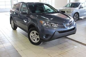 2013 Toyota RAV4 Accident Free | Single Owner | Locally Driven