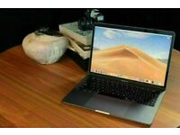 2020 TOUCHBAR 13' Apple MacBook Pro 2.4Ghz Quad Core i5 8GB Ram 251GB SSD Premier Pro After Effects