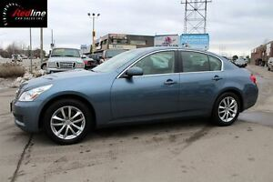 2007 Infiniti G35X AWD -VERY CLEAN-HEATED LEATHER-SUNROOF
