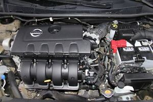 2014 Nissan Sentra 1.8/Power Options/ECO/Bluetooth/Traction Cont Prince George British Columbia image 7