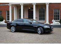 Jaguar XJ Wedding Car and Chauffeur Hire South East £100