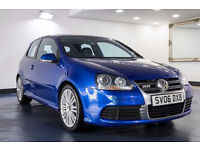 2006 06 VOLKSWAGEN GOLF 3.2 R32 3D 250 BHP*FSH*PART EX WELCOME*FINANCE AVAILABLE*WARRANTY*