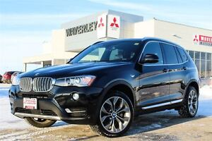 2016 BMW X3 xDrive28i /Premium Package Enhanced