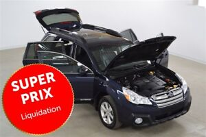 2013 Subaru Outback 3.6R w/Limited & EyeSight Pkg