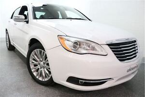 2012 Chrysler 200 LIMITED*CUIR*TOIT OUVRANT