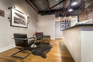 Modern, Turn Key, Office or Commercial Unit - Downtown Hamilton