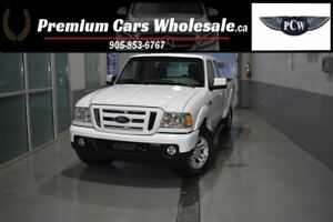 2011 Ford Ranger ONLY 39000 KMS!!!  SPORT 4X4 PKG AUTOMATIC