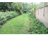**Self contained studio with own bathroom, Kitchen, large garden and some Bills included **